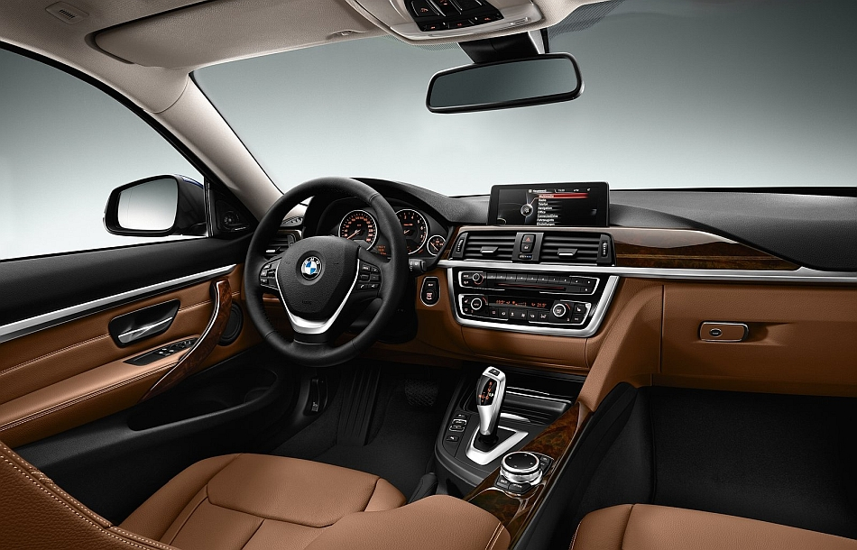 2014 BMW 7 Series Interior