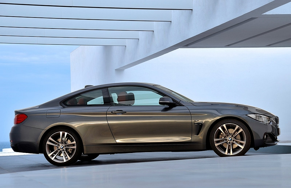 2014 bmw 4 series coupe right side egmcartech. Cars Review. Best American Auto & Cars Review