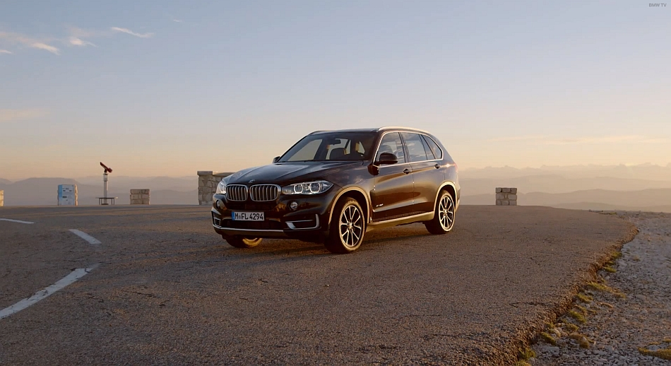 2014 BMW X5 SAV Video Spot