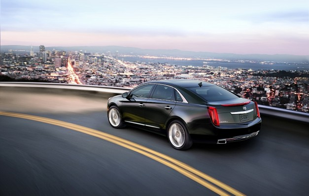 Cadillac prices 2014 XTS Vsport at $63,020, packs 410hp of twin-turbo luxury goodness