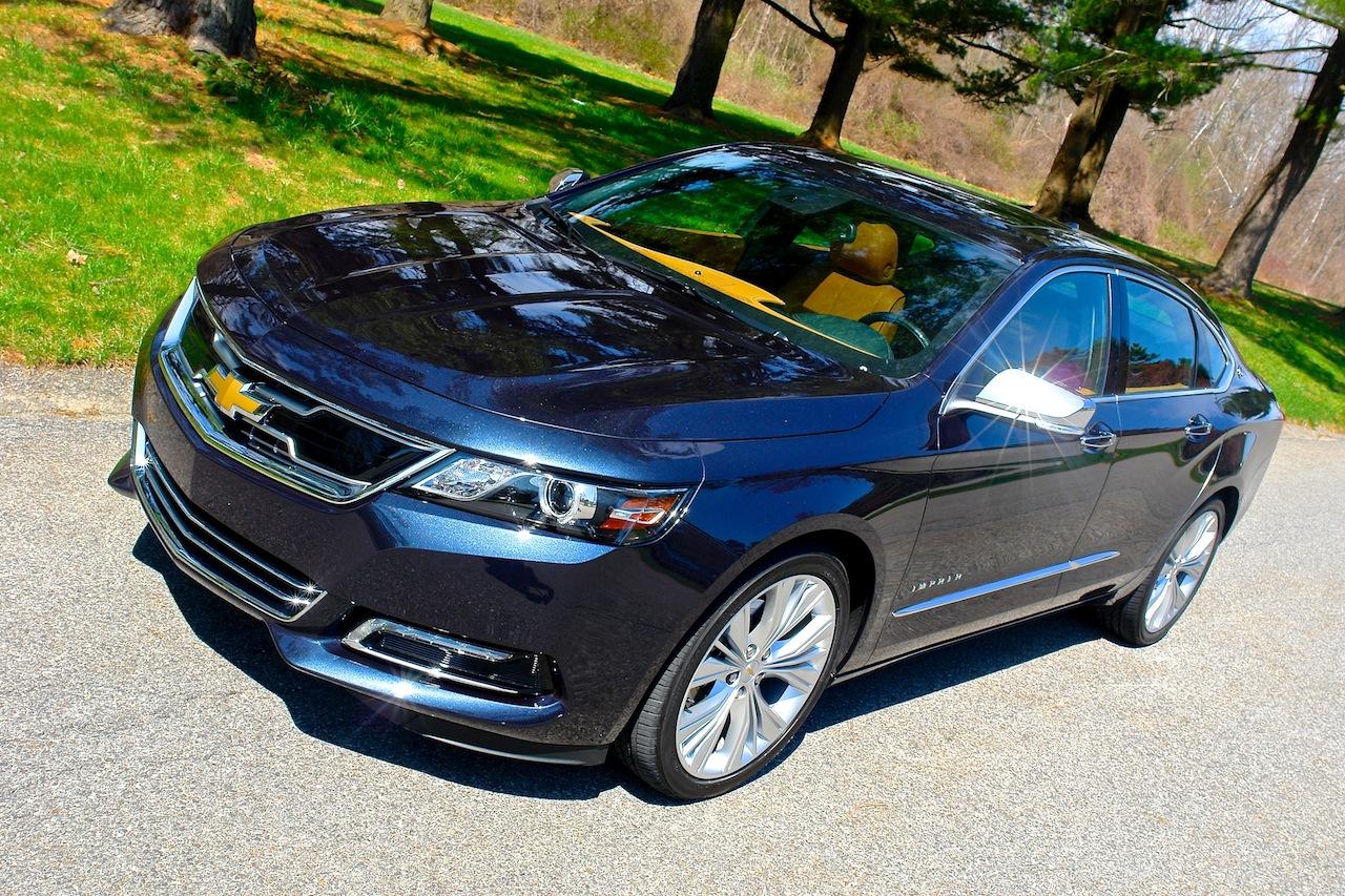 2014 chevrolet impala ltz front 3 4 left angle egmcartech. Black Bedroom Furniture Sets. Home Design Ideas