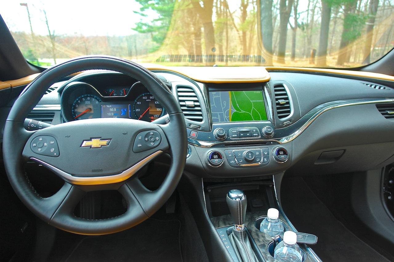 2014 Chevrolet Impala Ltz Interior Car Interior Design