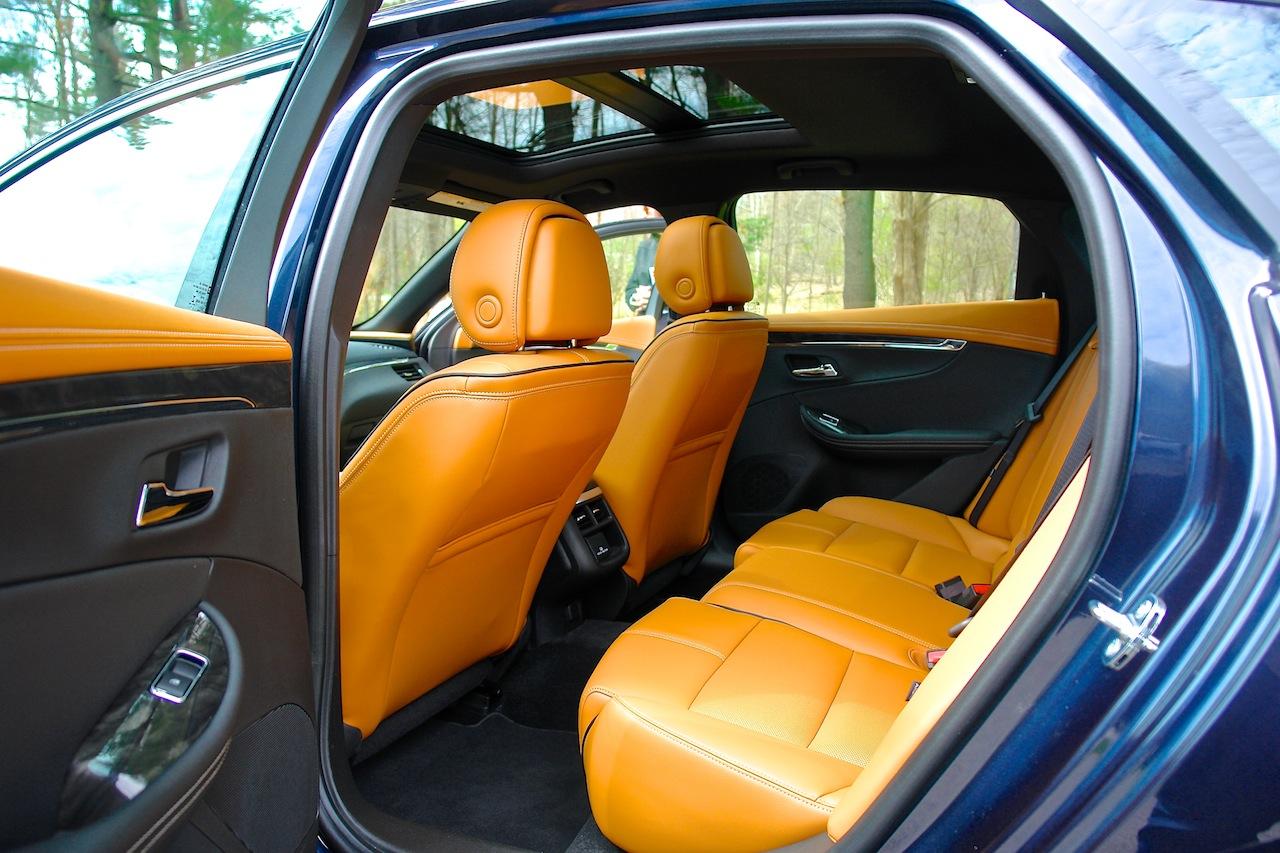 2013 chevrolet impala review autos post for Chevrolet impala 2013 interior