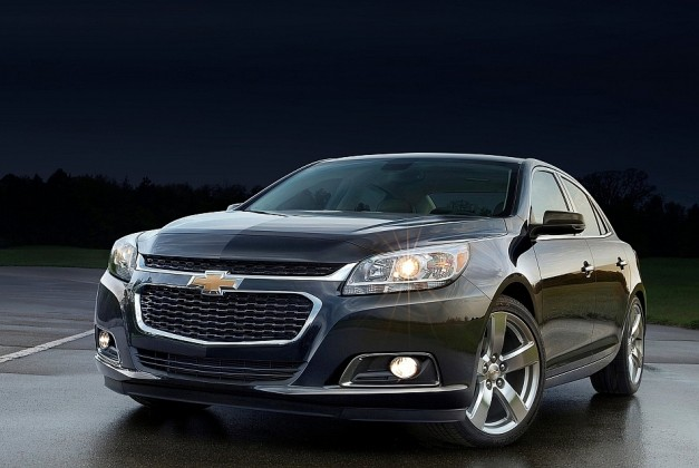 Chevrolet standardizes Stop/Start Technology on the 2014 Malibu, first in its class