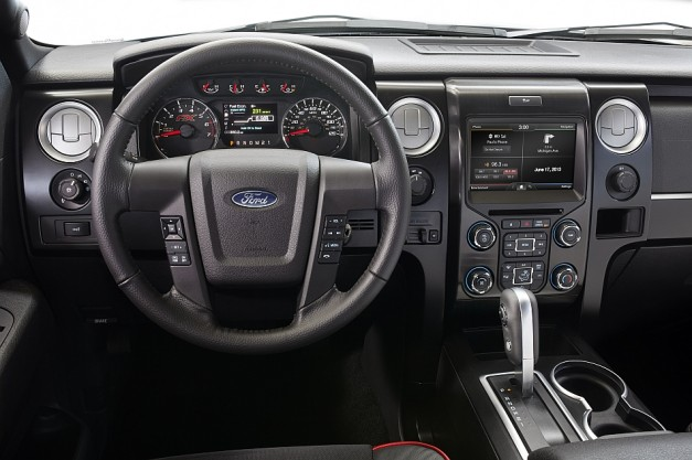 F150 Tremor Driver Seat - egmCarTech - egmCarTech2014 Ford F150 Tremor ...