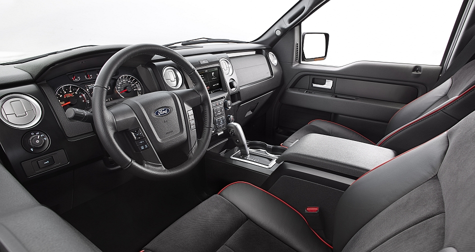 Ford F-150 Tremor Interior