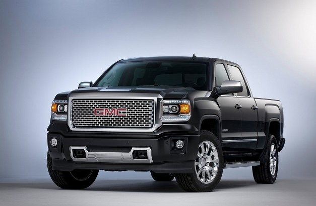 GMC unveils the most luxurious pickup in GM's stable, the 2014 Sierra Denali