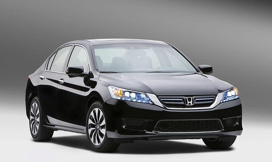 2014 Honda Accord Hybrid Front