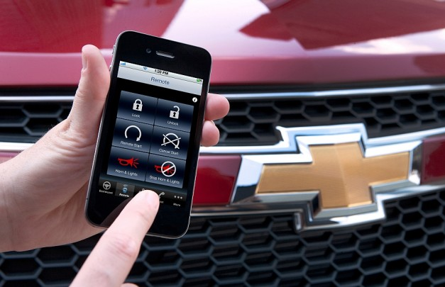 General Motors makes OnStar RemoteLink Mobile App services standard for five years