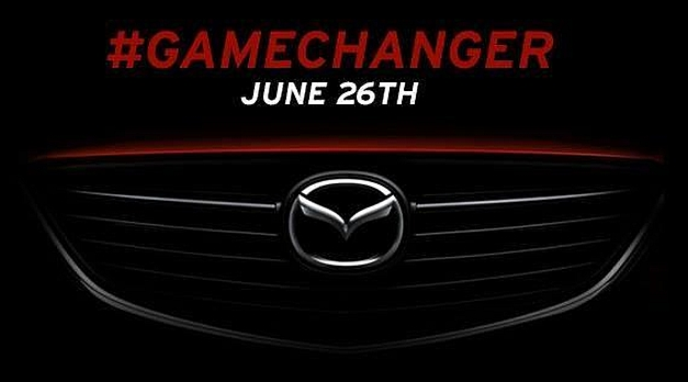 Mazda #Gamechanger Teaser 2013