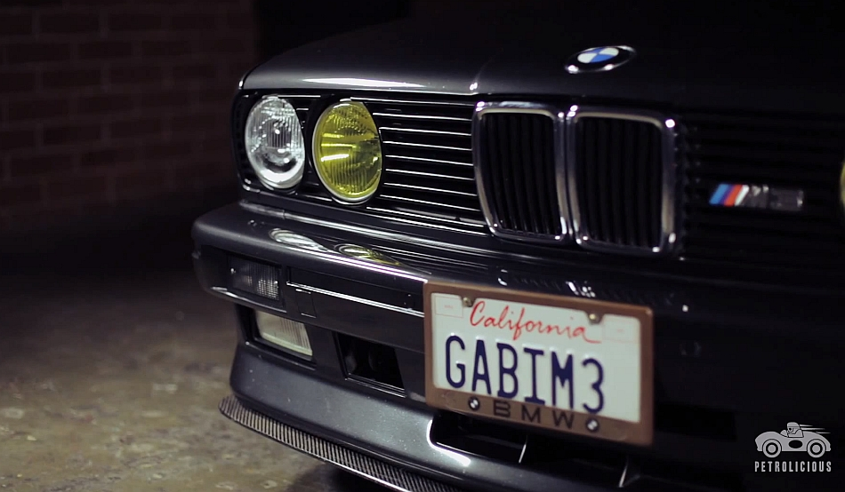 Petrolicious on the BMW E30 M3