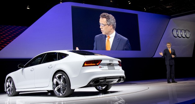 Report: Audi's chief engineer Wolfgang Durheimer apparently relieved of duty
