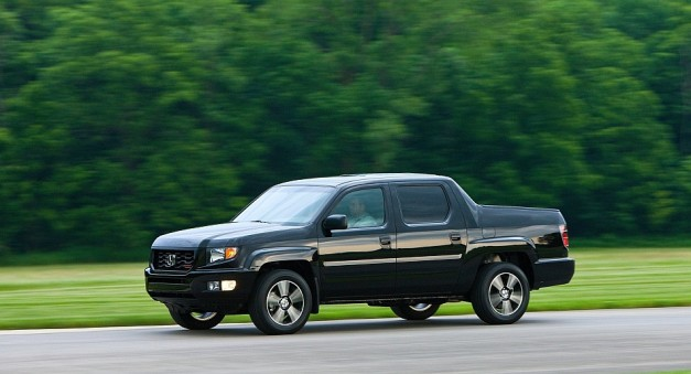 Report: Current Honda Ridgeline to end production in 2014, new model not due till 2016