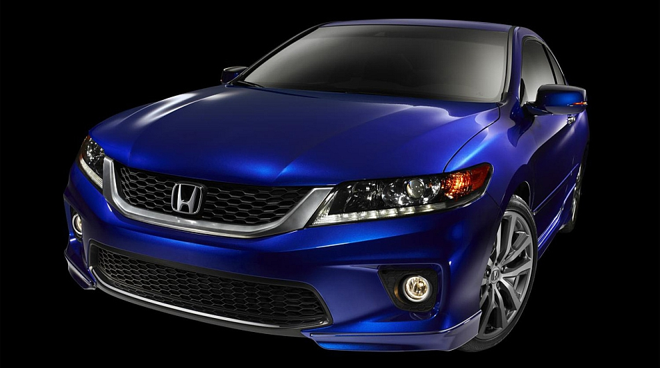 2013 Honda Accord Coupe V6 HFP Limited Edition