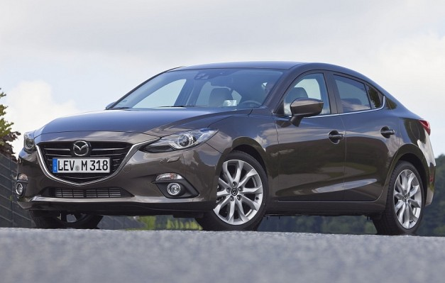 Report: Mazda apparently developing diesel-hybrid system