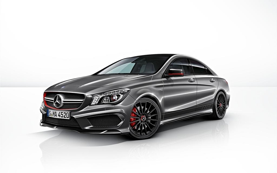 2014 mercedes benz cla 45 amg edition 1 egmcartech. Black Bedroom Furniture Sets. Home Design Ideas