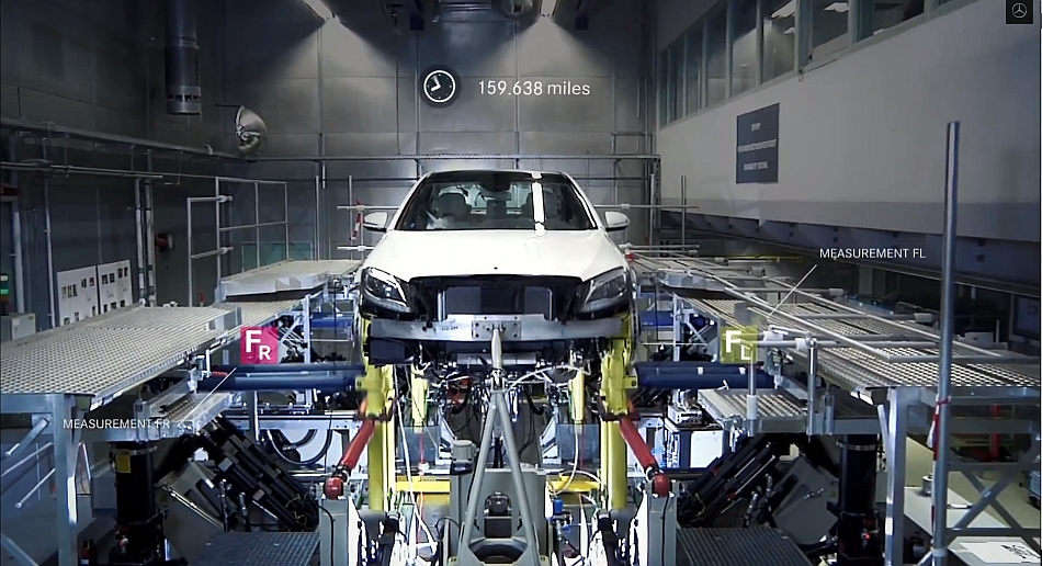 2014 Mercedes-Benz S-Class Research and Development Video