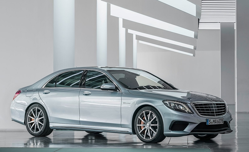 2014 mercedes benz s63 amg 4matic front 7 8 right profile - Mercedes Benz S63 Amg 2014