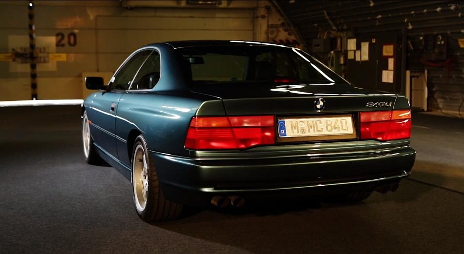 BMW 8-Series Video