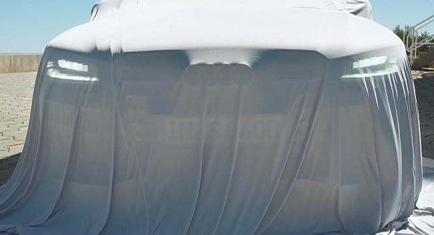 2013 Audi Sedan Teaser for Frankfurt