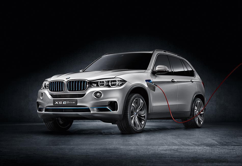 2013 BMW Concept5 X5 eDrive