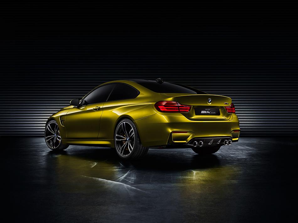 2013 BMW M4 Concept (1)