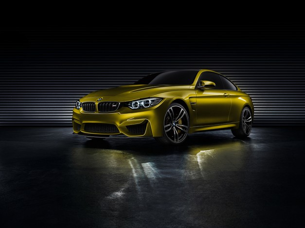 BMW reveals its M4 Concept before Pebble Beach, so long M3 coupe w/ video