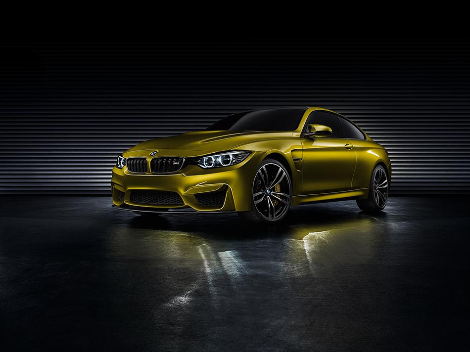 2013 BMW M4 Concept