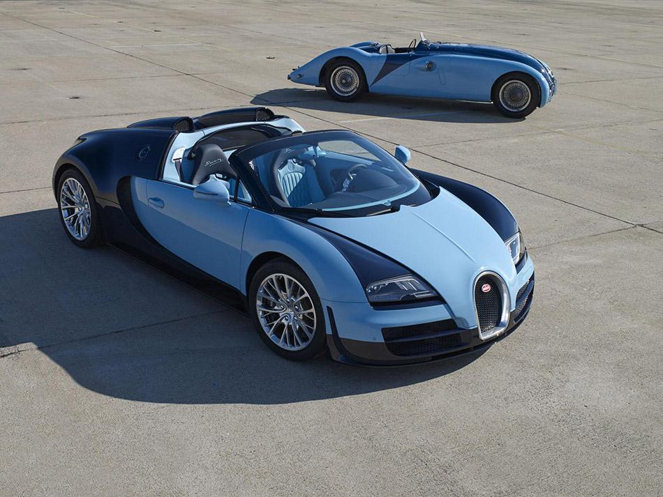 2013 Bugatti Veyron Grand Sport Vitesse Jean-Pierre Wimille Legend Edition (23)