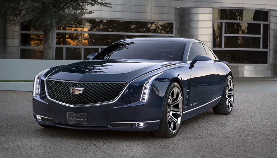 2013 Cadillac Elmiraj Concept (2)