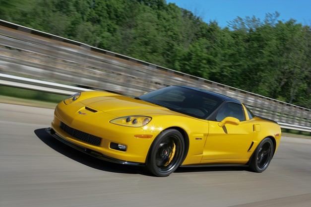 Report: Details emerge on the next generation Chevrolet Corvette Z06, the Z07