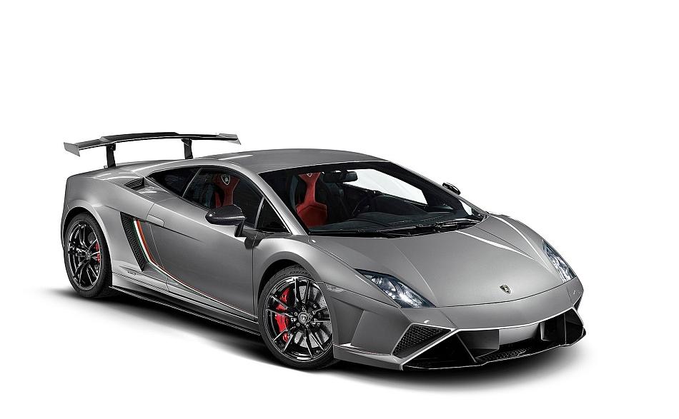 2013 Lamborghini Gallardo LP 570-4 Squadra Corse