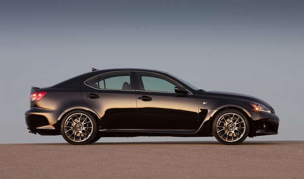The Lexus IS F continues into the 2014 model year, starts at $63,350