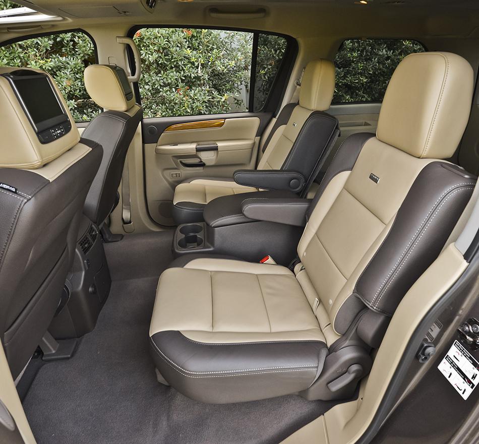2013 Nissan Armada Egmcartech