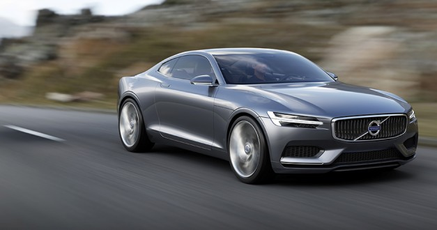 "Report: Volvo may produce ""P1800″ Concept Coupe in limited numbers"