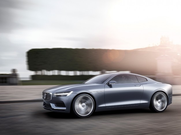 Report: A coupe version of the Volvo S90 could surface to compete with the BMW 6-Series