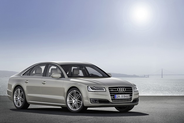 Report: The next-gen Audi A8 to be offered as a fully autonomous vehicle