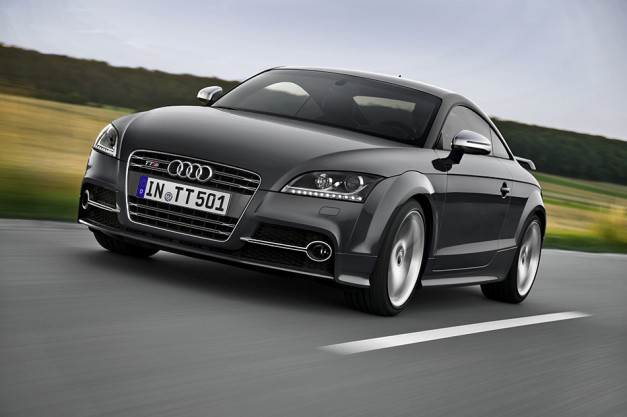 Audi celebrates 500,000th Audi TT with 500 special edition TTS models