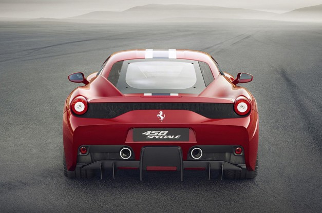 Report: Ferrari's 458 Speciale sells out fast