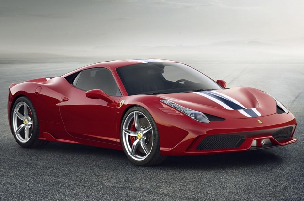 Report: Ferrari to build only 458 copies of 458 Speciale Spider