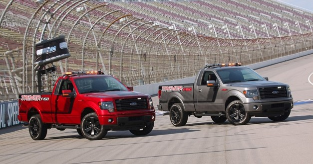 Ford's 2014 F150 Tremor to be the official pace car for the NASCAR World Truck Series later this month in MI