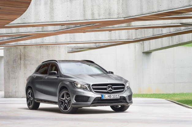 Report: Mercedes-Benz ain't moving down market