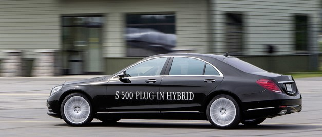 Mercedes-Benz confirms the plan to introduce 10 new plug-in hybrids by 2017