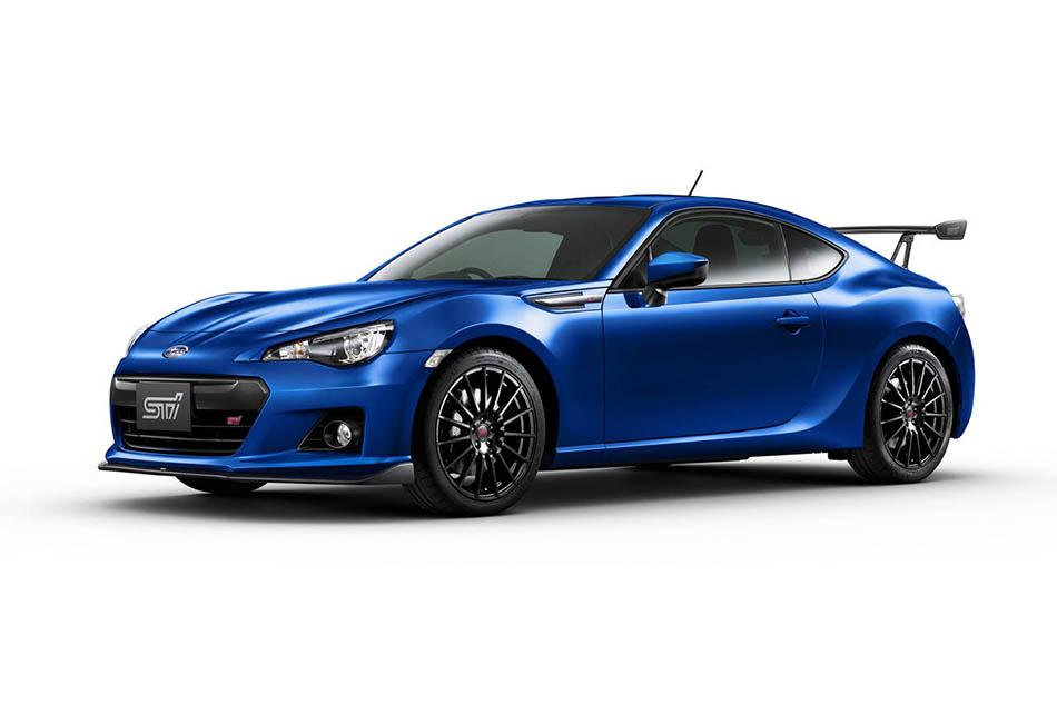 2014 Subaru BRZ tS (14)
