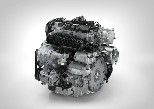 Volvo reveals new fuel-economy biased Drive-E range of engines