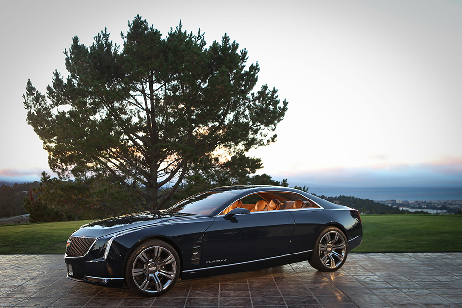 2013 Cadillac Elmiraj Concept Reveal