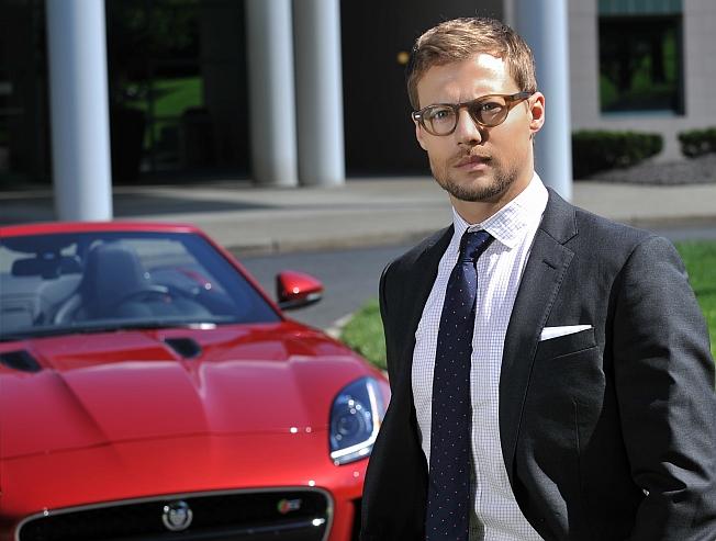 Jeff Curry Jaguar America Brand Vice President 2013