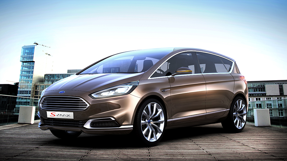 2013 Ford S-MAX Concept (11)