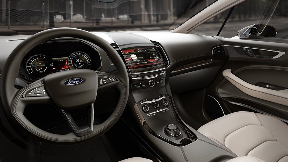 2013 Ford S MAX Concept 3