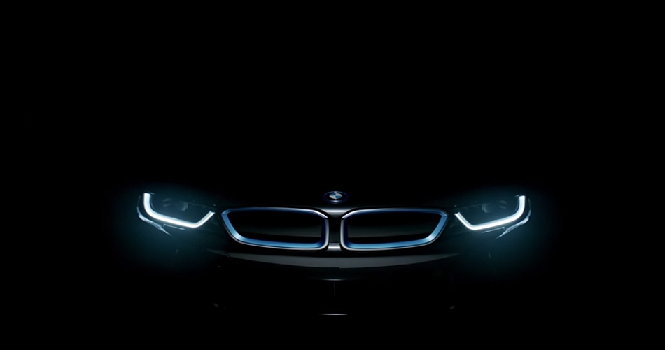 2014 Bmw I8 Video Teaser Front Egmcartech